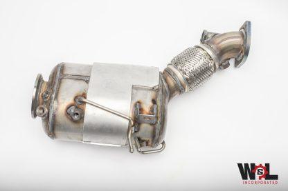 BMW 335D 3.0L I6 DPF Diesel Particulate Filters