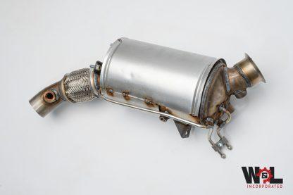 BMW 328d/328d Xdrive Diesel Particulate Filter (DPF) Diesel Particulate Filters