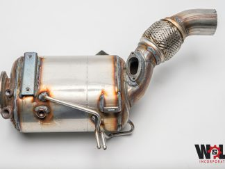 BMW X5 35d 3.0L Diesel Particulate Filter (DPF)
