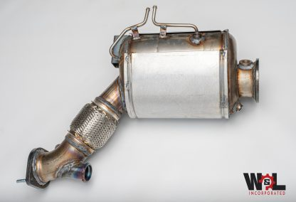BMW 535d and 535d xDrive Diesel Particulate Filter (DPF)