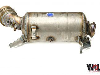 Mercedes E250 BlueTec Diesel Particulate Filter (DPF)