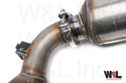 Mercedes E320 BlueTec Diesel Particulate Filter (DPF)
